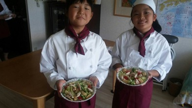 8月17日・18日連続!柏市北柏で子ども料理教室《まじかるれっすん》内田教室が開催されました♪