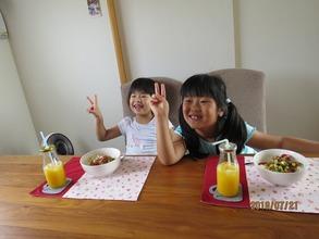 7月21日に、松戸市五香で子ども料理教室《まじかるれっすん》吉田教室が開催されました♪今回挑戦するのは【ドライカレー】です(^^♪