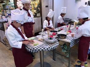 料理を通して学ぶこととは?