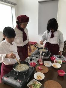 8月24日に町田市と大和市で計2回子ども料理教室《まじかるれっすん》内田教室を開催しました♪