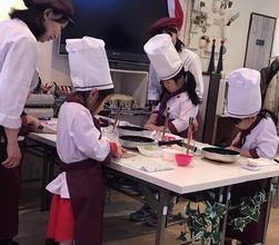 今年も開催!年長さんのための料理教室