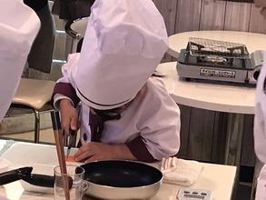【期間限定】幼稚園年長さん対象のお料理教室はじまるよ~♪